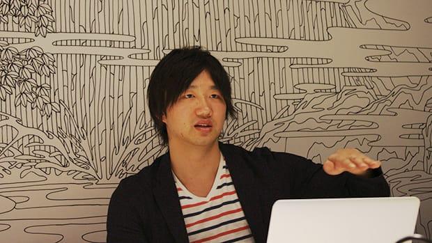 株式会社Lang-8 CEO 喜洋洋氏