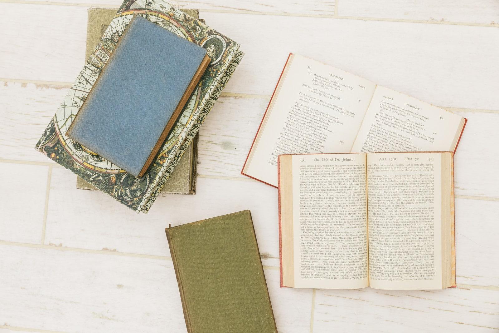 4.古本や雑誌を転売する