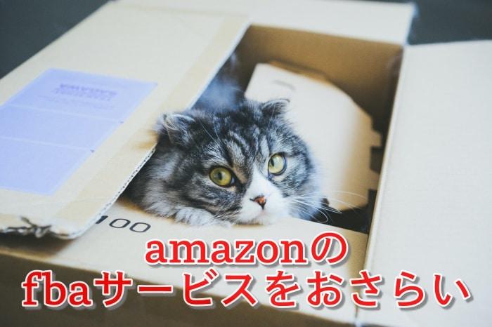 amazonのfbaサービスをおさらい
