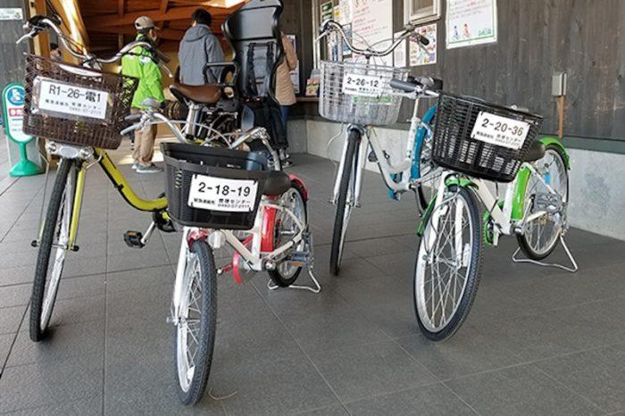 自転車レンタル イメージ画像