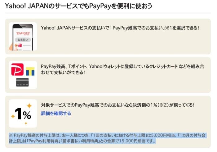 PayPayの使い方と上限